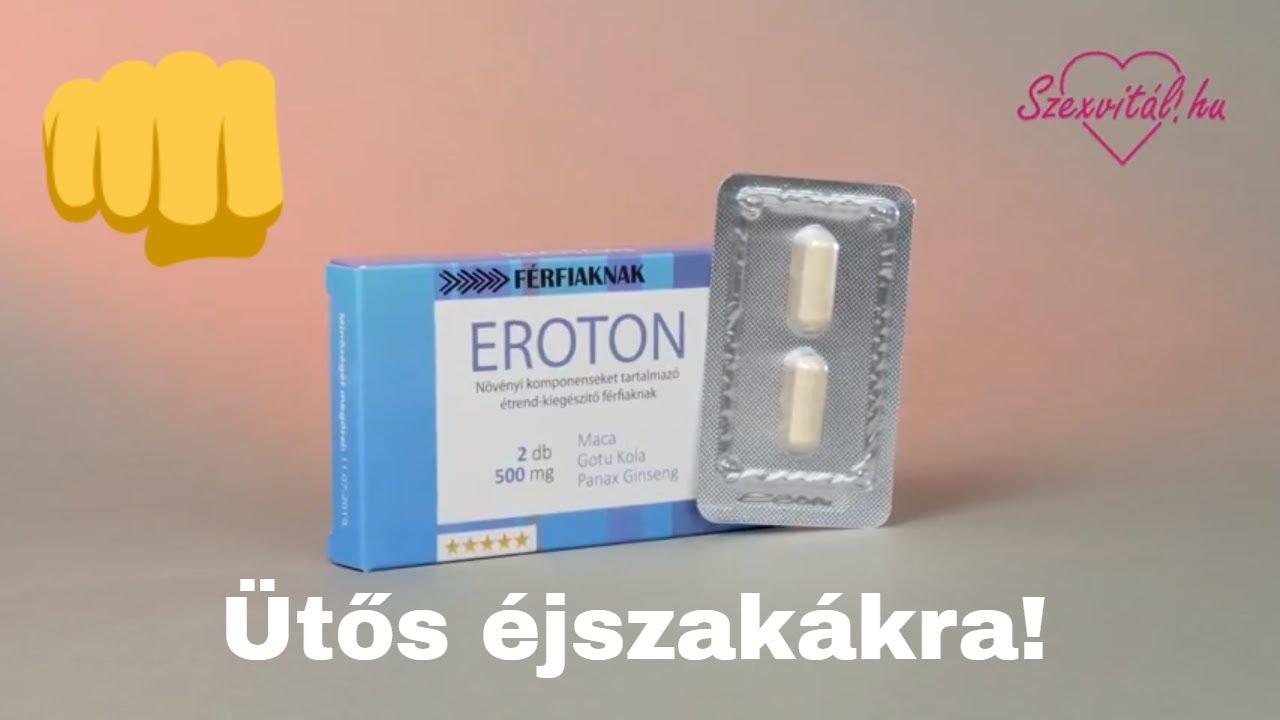 étrend-kiegészítés férfiaknak erekcióhoz