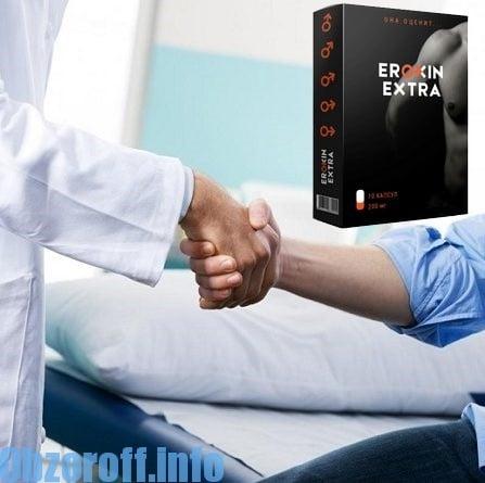 erekció kezelésére szolgáló termékek