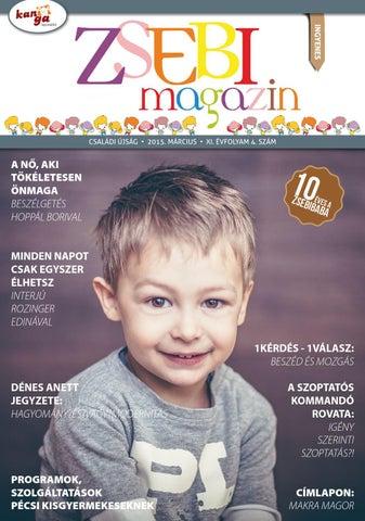 hároméves fiúban merevedés)