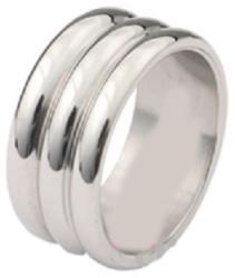 A szabadság ötven árnyalata - acél péniszgyűrű (5 cm)
