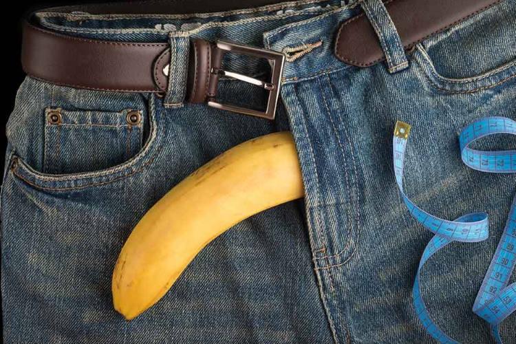 erekció során a pénisz kissé megnő)