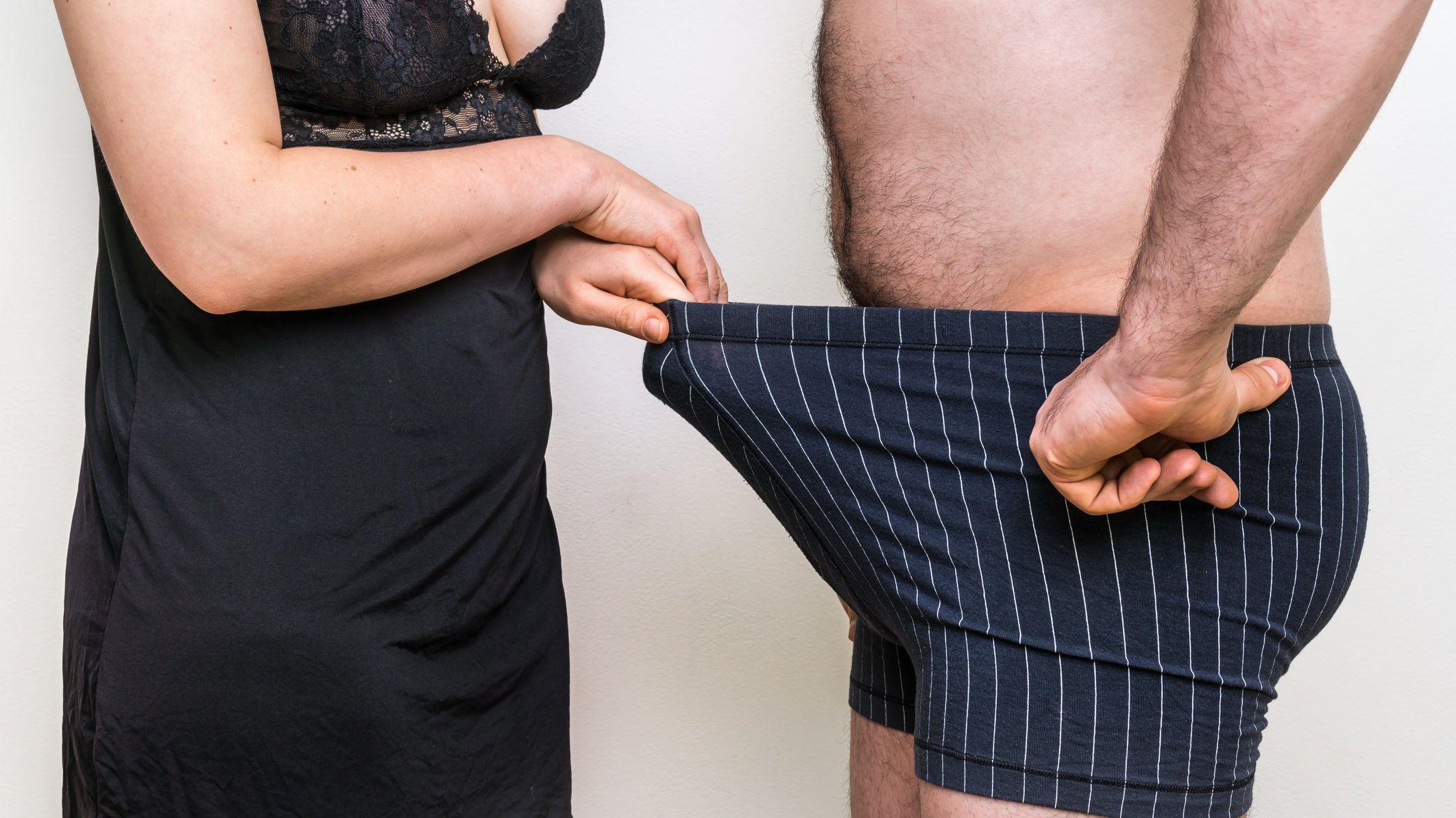 a nők inkább a pénisz méretét)