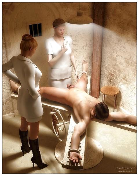 erekciós kasztrálás)