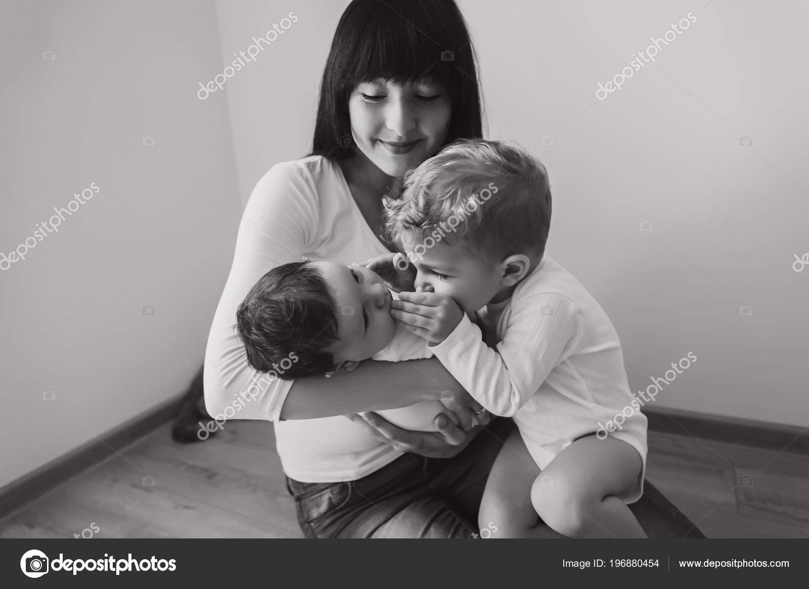 fia erekciós fényképe