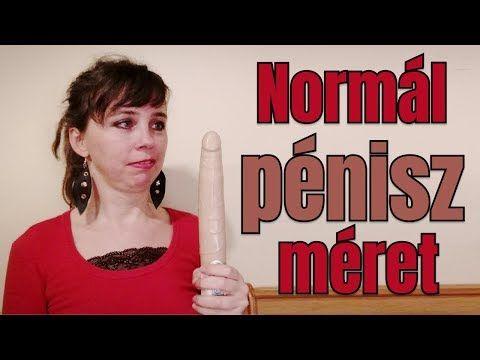 melyik pénisz átmérője normális