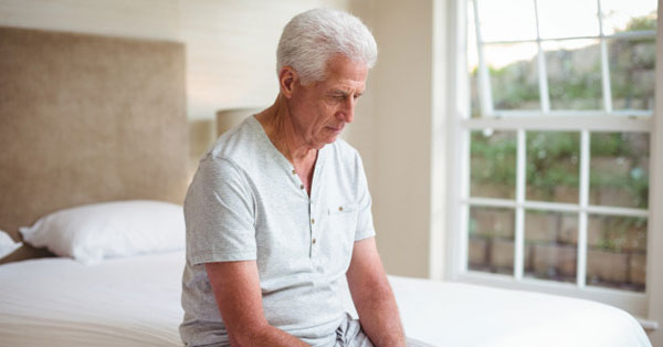 gyenge erekció férfiaknál 40 év után