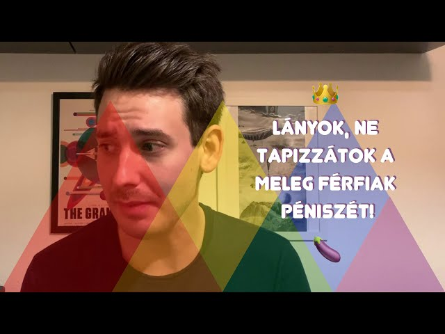 Akarok egy péniszet)