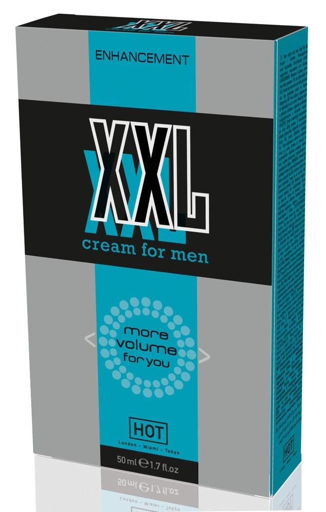 Pénisz XXL erekció és pénisznövelő krém férfiaknak | INTIM CENTER szexshop