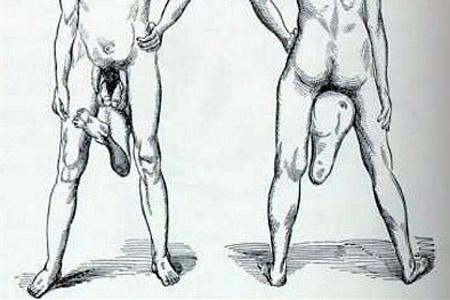 két péniszes férfiak