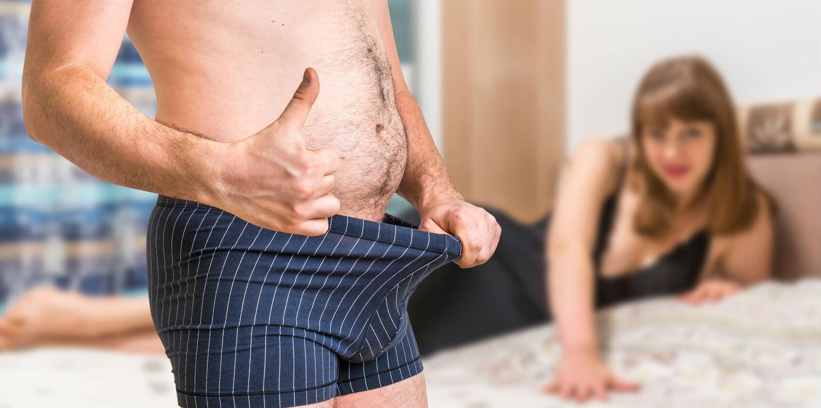 Sikeresen kép a pénisz