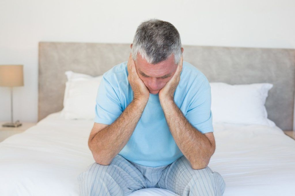 Merevedési problémák, korai magömlés: okok és megoldások