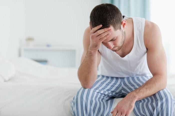 krónikus prosztatagyulladás és merevedés