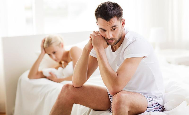 a férfiak gyors merevedésének okai
