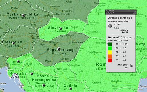 Európában a magyar férfiak mérete a legnagyobb