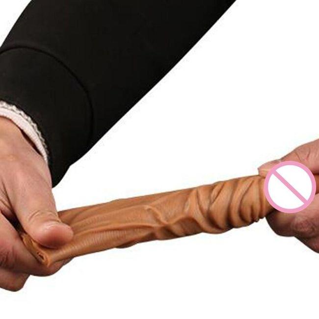 hogyan kell viselni a pénisz hüvelyt)
