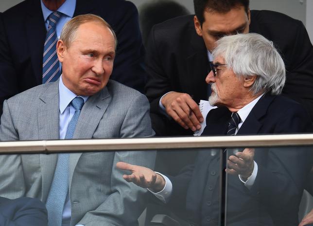 Putyin pénisz mérete