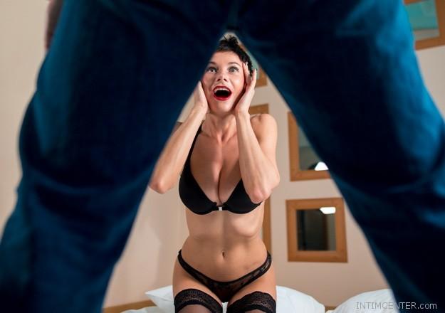 Nők, akik szeretik a nagy péniszméretet A macska megnyalja a péniszét