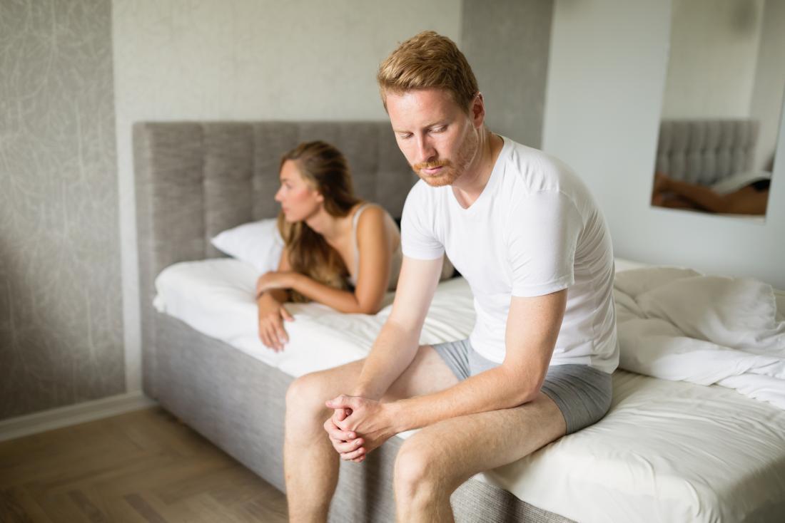 egy fiatal férfi gyenge merevedésének okai rossz a férfiak merevedése