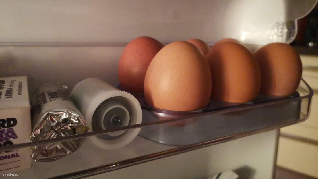 Nyers tojás - Gabonafélék