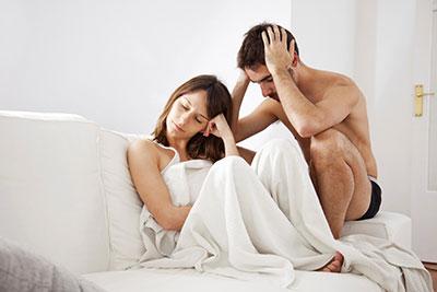 erekció csökkenése közösülés közben