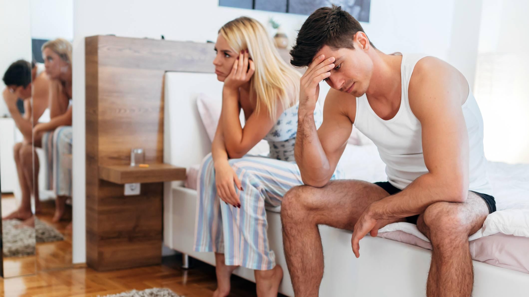 merevedés közben a fityma nem nyílik ki idegek miatti merevedési zavar