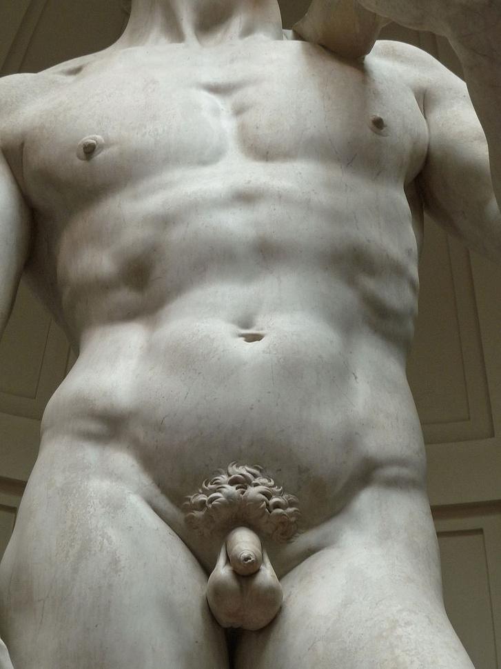 Index - Tudomány - Miért olyan kicsi a görög férfiszobrok pénisze?