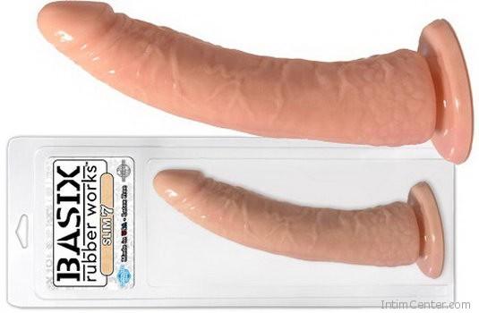 So Real valósághű dildó nagy makkal 20 cm